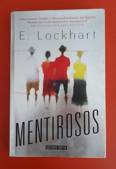 Livro Mentirosos - E. Lockhart