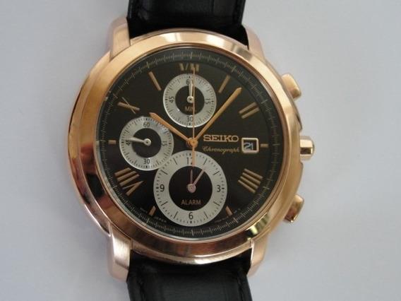 Relógio Seiko Coutura - Masculino - Wr 100 - Novo !