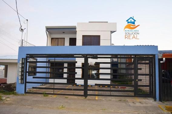 Se Vende Edificio De 6 Apartamentos San Rafael Heredia Ap-03
