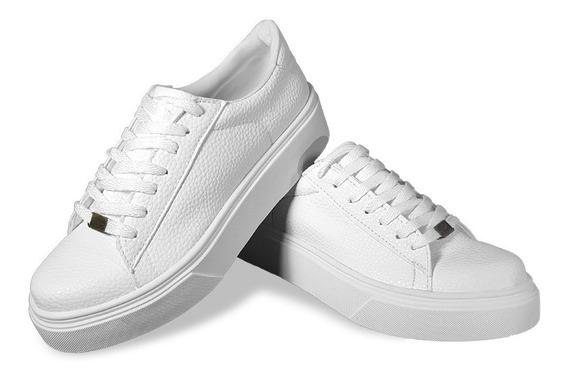 Zapato Zapatilla Mujer Sneaker Urbana Plataforma Moda