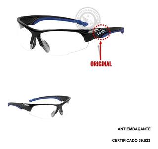 Óculos Uvex Tático S7kronn Honeywell Antiembaçante Original