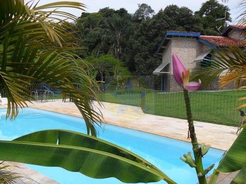 Chácara Residencial À Venda, Parque Fernão Dias, Atibaia - Ch0706. - Ch0706