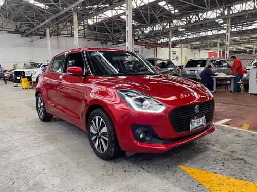 Imagen 1 de 15 de Suzuki Swift 1.2 Glx Cvt 2018