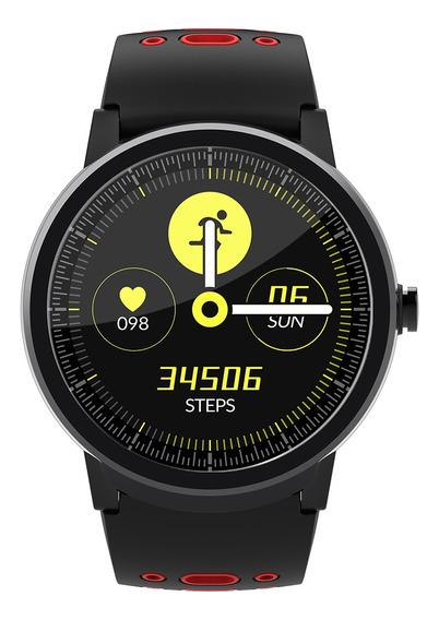 Senbono S10pro Reloj Inteligente Pantalla Táctil Redonda A