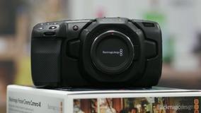 Blackmagic Pocket Camera 4k - Pronta Entrega C/ Nf