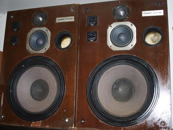 Caixa Acústica Gradiente, Modelo Totalmente Revisado