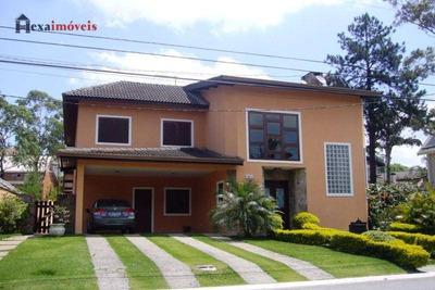 Casa Com 4 Dormitórios Para Alugar, 320 M² Por R$ 6.000/mês - Morada Dos Pássaros - Barueri/sp - Ca0460