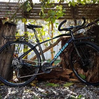 Bicicleta Cicloturismo Urbana Venzo Traveler 27 Vel