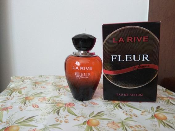 Perfume La Rive Fleur De Femme 90 Ml Usado