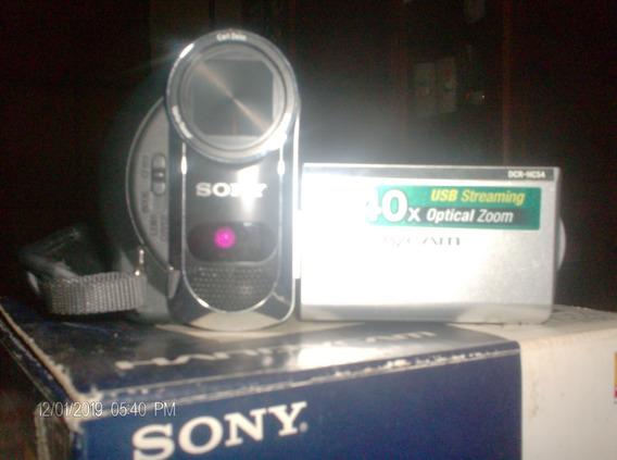 Video Camara Sony Hc52/54 (verdes)