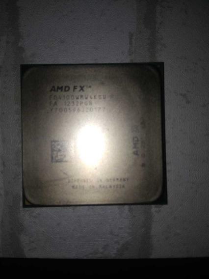 Processador Amd Fx 4100, 3.6ghz, 12mb Cache, Quad-core, Blac