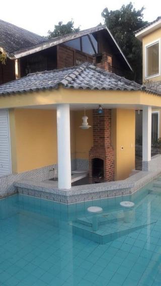 Casa Em Barra Da Tijuca, Rio De Janeiro/rj De 431m² 4 Quartos Para Locação R$ 7.500,00/mes - Ca360934
