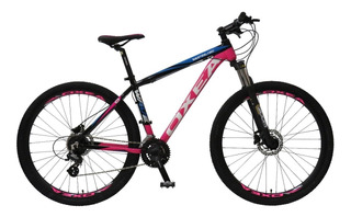 Bicicleta Wave Full Oxea R29 24v Aluminio F/disco Suspension