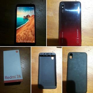 Celular Xiaomi Redmi 7a, 32gb