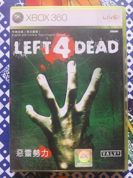 Left 4 Dead Xbox 360 Português