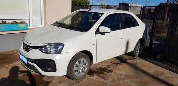 Toyota Etios 1.5 Xs 6mt 2018