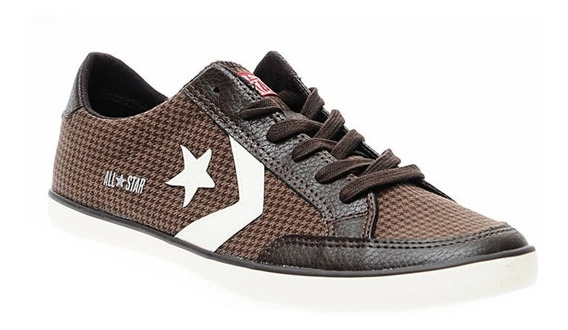 Converse All Star Plimsole Ox Sport - Marron