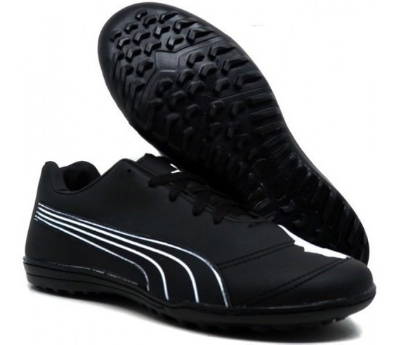 Society Puma Cat Preto E Branco