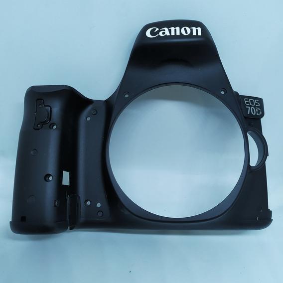 Cânon 70d Carcaça Frontal Original