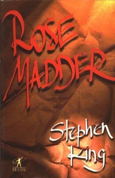 Livro Rose Madder - Stephen King