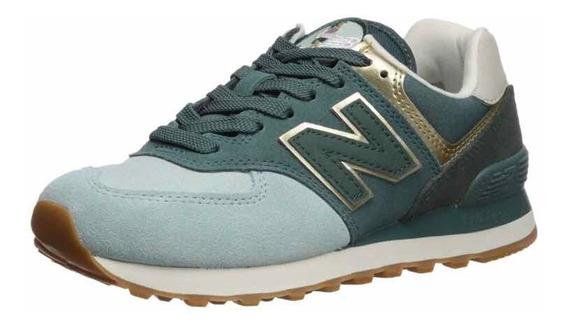 Zapatos New Balance 574 Unisex Hombre 9.5us Y Dama 11.5