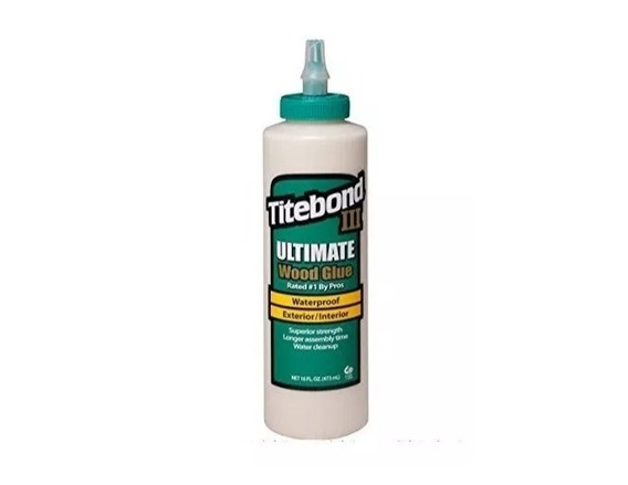 Cola Titebond 3 Ultimate Glue 473ml