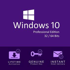 Windows 10 Profissionallicença Original Ativação Garantida