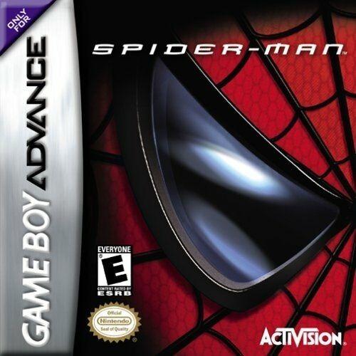Spider-man Gameboy Advance - Seminovo