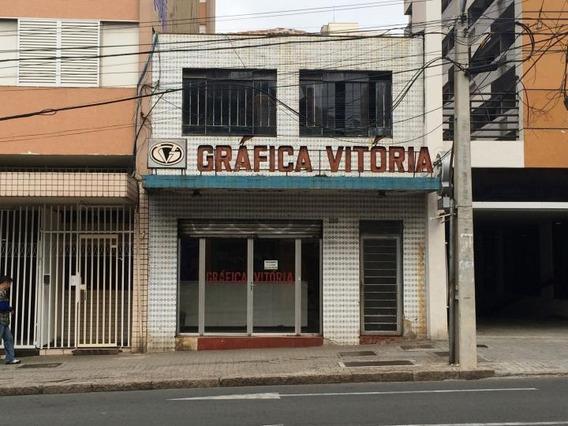 Prédio Comercial Para Venda Em Curitiba, Centro, 4 Banheiros - Pc-002_2-459000