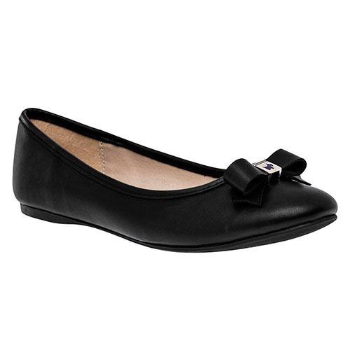 Zapatos Ferrioni 02ng Negro Tallas #22 Al #27 Mujer