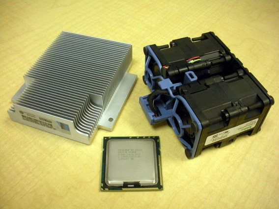 Intel Xeon Hp Dl360 G7 E5620 Processador Cooler Dissipador