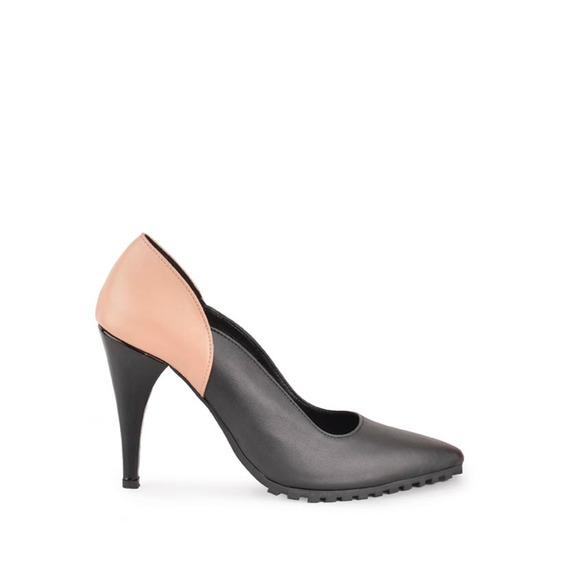 Zapatos De Vestir De Mujer Stiletto Hematite - Ferraro -