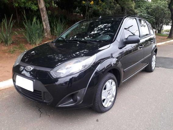 Ford Fiesta 1.0 Flex Hatch Completo 2012