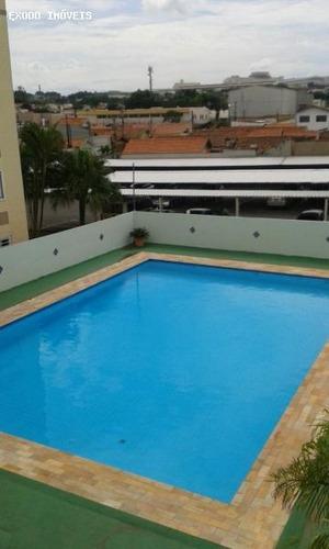 Imagem 1 de 13 de Apartamento Para Venda Em Piracicaba, Jardim São Luiz, 2 Dormitórios, 1 Banheiro, 1 Vaga - Ap335_1-1060759