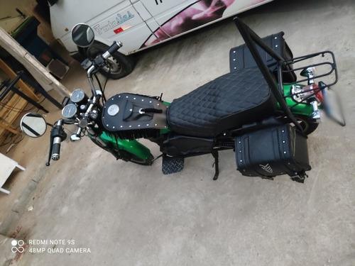 Imagem 1 de 10 de Suzuki Intruder 125cc