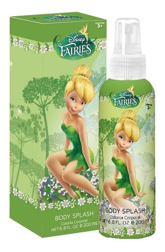 Perfume Infantil Disney Tinker Bell Body Splash 200ml
