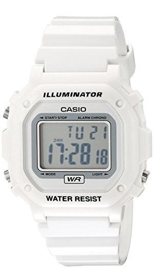 Casio F108whc-7b Sport Watch - Reloj Deportivo (44.4 X 42.6