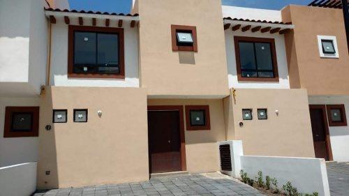 Casa En Renta En Lerma Fraccionamiento La Toscana