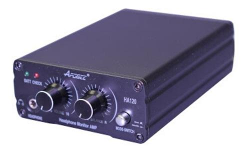 Imagen 1 de 3 de Amplificador Auricular Ha-120 Apogee In Ear Monitor Promo