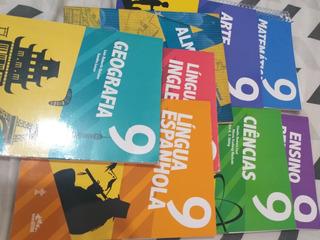 Livros Do 8° E 9° Ano Do Colégio Adventista
