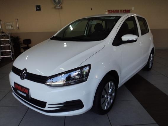 Volkswagen Fox 1.6 Trendline Total Flex 5p 2014/2015 Branco