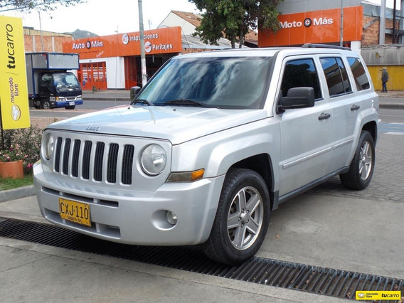 Jeep Patriot Full Equipo 4x4 At