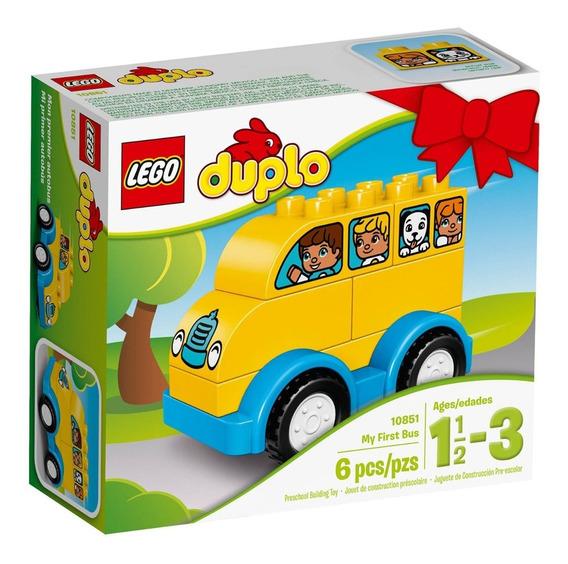 Lego ® Duplo - Mi Primer Autobus