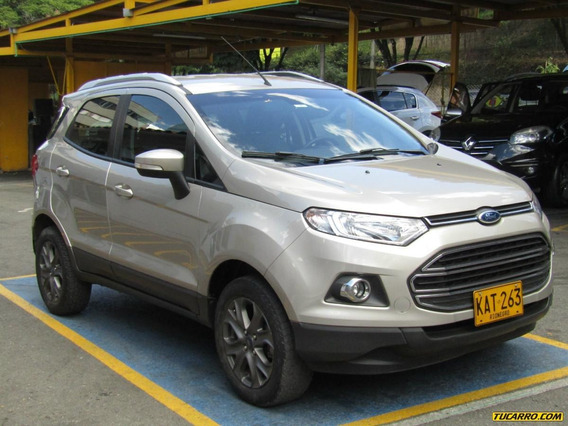 Ford Ecosport Titanium At 2000 4x2
