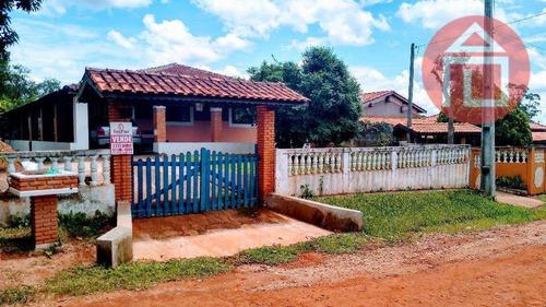 Chácara Com 3 Dormitórios À Venda, 934 M² Por R$ 349.000,00 - Biriçá - Bragança Paulista/sp - Ch0219