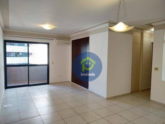 Apartamento Condomínio Pantheon, Para Locação, Vila Imperial, São José Do Rio Preto. - Ap6289