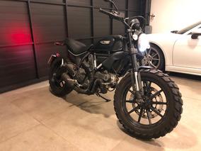 Motocicleta Ducati Scrambler Fullthrottler 800 Cc