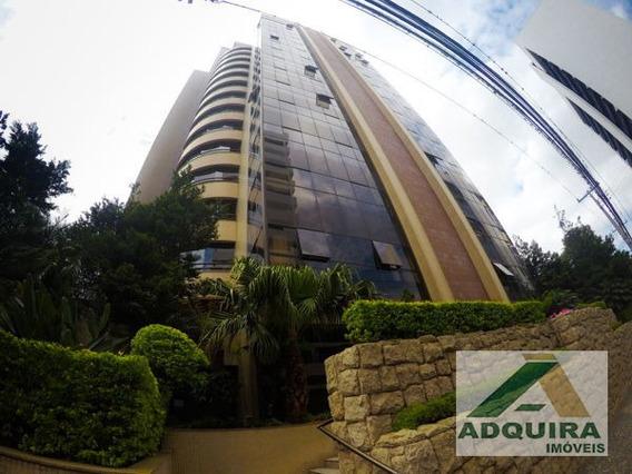 Apartamento Padrão Com 3 Quartos No Edifício Torre Maggiore - 3134-v