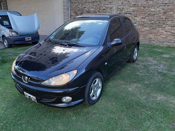 Peugeot 206 1.6 Premium Tiptronic 2007 Automatico Financio..