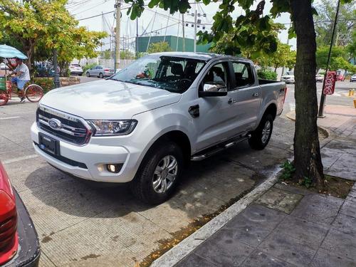 Imagen 1 de 15 de Ford Ranger Xlt Diesel 4x4 Aut 2020